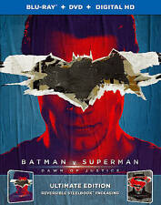 Batman v Superman: Dawn of Justice - Sup Blu-ray