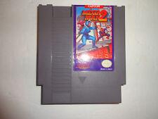 Mega Man 2 (Nintendo Entertainment System, 1989) original, autethic. RARE