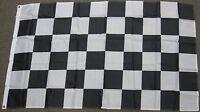 3X5 CHECKERED FLAG NASCAR NEW CAR RACING RACE SIGN F080