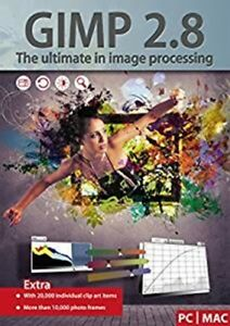 GIMP 2.8  The ultimate in image processing Software package   new&sealed