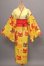 Vocaloid Hatsune Miku Project DIVA Yukata Kimono Rin Anime Cosplay Costume