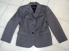 BETTY BARCLAY COLLECTION GREY JACKET, SIZE 12