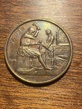 Belgique medaille 1910 monnaie De Bruxelles