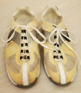 Nike 483325-100 Hyperfuse Lunar Summer Lite Lace Up Mesh Golf Shoe Womens US 9.5