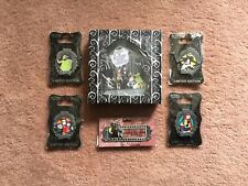 Disney WDI The Nightmare Before Christmas 25th Anniversary Pins EXCLUSIVE LE 200