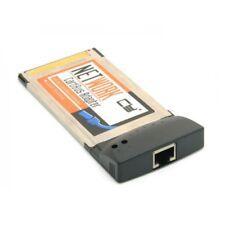 Carte PCMCIA CARDBUS - RESEAU LAN ETHERNET RJ45