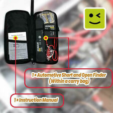 Tester Wire Short &Open Finder Car Circuit Scanner Tracking Finder Detector`