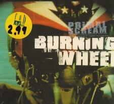 Primal Scream(CD Single)Burning Wheel-New