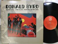 Jazz Lp Donald Byrd Thank You… For F.U.M.L. On Elektra