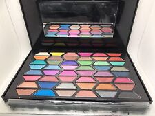 KISS BEAUTY MULTI 48 COLOUR EYESHADOW KIT PALETTE SHIMMER MATTE MORPHE MAC 2