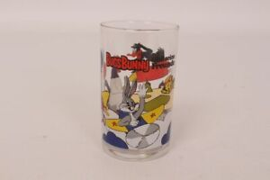 Bugs Bunny And His Friend Glass 1 Collecting 1983 Warner Brothers Rabbit Cartoon