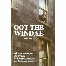 Very Good, Oot the Windae, Reilly, David, Book