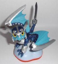 SKYLANDERS TRAP TEAM BLADES WIND SKYLANDER.BLUE DRAGON KNIGHT *POSTAGE DEALS*