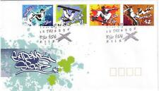 Australia First Day Cover FDC - 2006 Extreme Sports