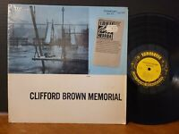 Clifford Brown - Memorial Art Farmer Benny Golson Philly Joe Jones Gigi Gryce LP