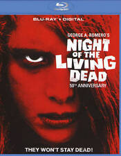Night of the Living Dead (Blu-ray Disc, 2017)