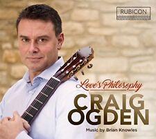 Craig Ogden - Loves Philosophy  Craig Ogden [CD]