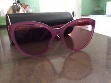 29bf107855 Bvlgari Cat eye Lavender Sunglasses 8197-F 5436 90 Gradient Polarized