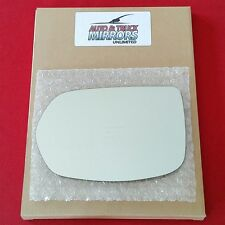 NEW Mirror Glass  07-11 Honda CR-V Driver Left Side LH **FAST SHIPPING**
