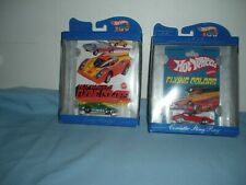 1997 Hot Wheels 1975 Large Charge & 1976 Corvette Sting Ray Commemorative Cars