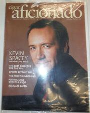 Cigar Aficionado Magazine Kevin Spacey Sport Betting Tips February 2002 033115R2