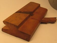 OHIO TOOL COMPANY #82 1/2 OGEE MOLDING PLANE - IN GOOD CONDITION