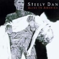 Alive in America by Steely Dan (CD, Oct-1995, Giant (USA))