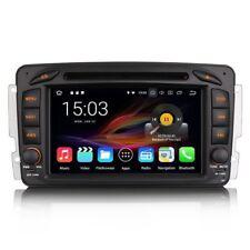 "AUTORADIO 7"" Android 8.1 GPS DAB+CD TPMS Mercedes C/CLK Classe W203 W209 Vito"