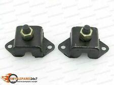 WILLYS FORD JEEP MB GPW M38 M38A1 CJ2A CJ3A CJ3B ENGINE MOUNTS NUT SET