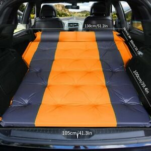 Thickened car travel bed automatic air cushion SUV special car bed traveling bed