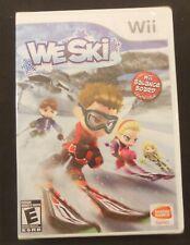 We Ski (Nintendo Wii, 2008) STILL SEALED