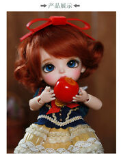 1/8 bjd doll dolls ball jointed doll cute big eyes girl with face make up