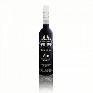 (1L/39,86€) Laplandia Billberry / Heidelbeer Wodka aus Finnland