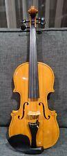 Late 20th Century 4/4 Italian Violin made by Liutaio Mario Salustri