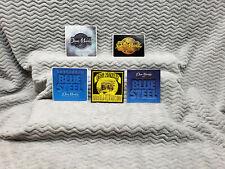 Dean Markley FIVE Sticker Set.....