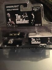 """1:64 Greenlight """"The Godfather"""" New On Card 2017"""