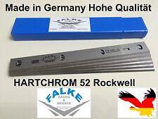 6 Stück Hobelmesser Roy Abricht und Dickenhobelmaschine Planer/Jointer PT200