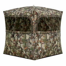 Barronett Grounder 350 Bloodtrail Camo Lightweight Pop Up Ground Hunting Blind