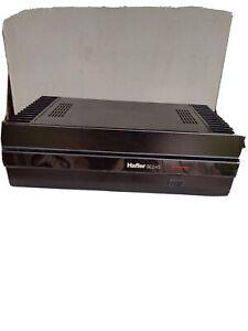 Hafler SE 240 Stereo Power Amplifier 2 Channel Amplifier