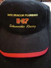 Miss Beacon Plumbing U-37 Schumacher Racing Embroidered Baseball Cap