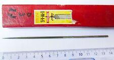 #26 Lime aiguille ronde  UMAS   12  cm  grain 0