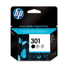 Genuine Original HP 301 Black Ink Cartridge For Deskjet 3050 Inkjet Printer