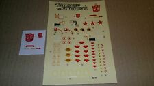A Transformers replacement sticker/decal sheet for G1 Omega Supreme