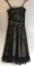 BCBG MAX AZRIA BLACK DRESS Size 6