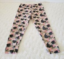 OshKosh Girls Pink Camouflage  Girl tights Sz 4T