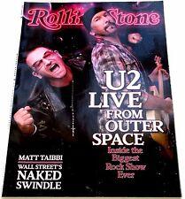 Rolling Stone Magazine Oct 15 2009 U2 Mary Travers Norah Jones NM Condition