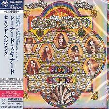 LYNYRD SKYNYRD - Second Helping - JAPAN JEWEL CASE SACD SHM CD - Out Of Print