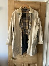 Barbour Jacket Lightweight Newmarket Size 18 / L Vtg