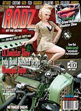 """OL' SKOOL RODZ MAGAZINE - Issue # 40 """"NEW!"""" (July 2010)"""