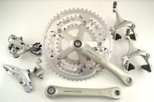Grupo Shimano 105 1056 1057 piezas desviadores Manivela de Bicicleta de Carretera Triple (HRI)